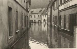 Hochwasser 1954 -10