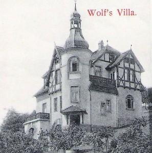 Villa Wolf-später Anlauft