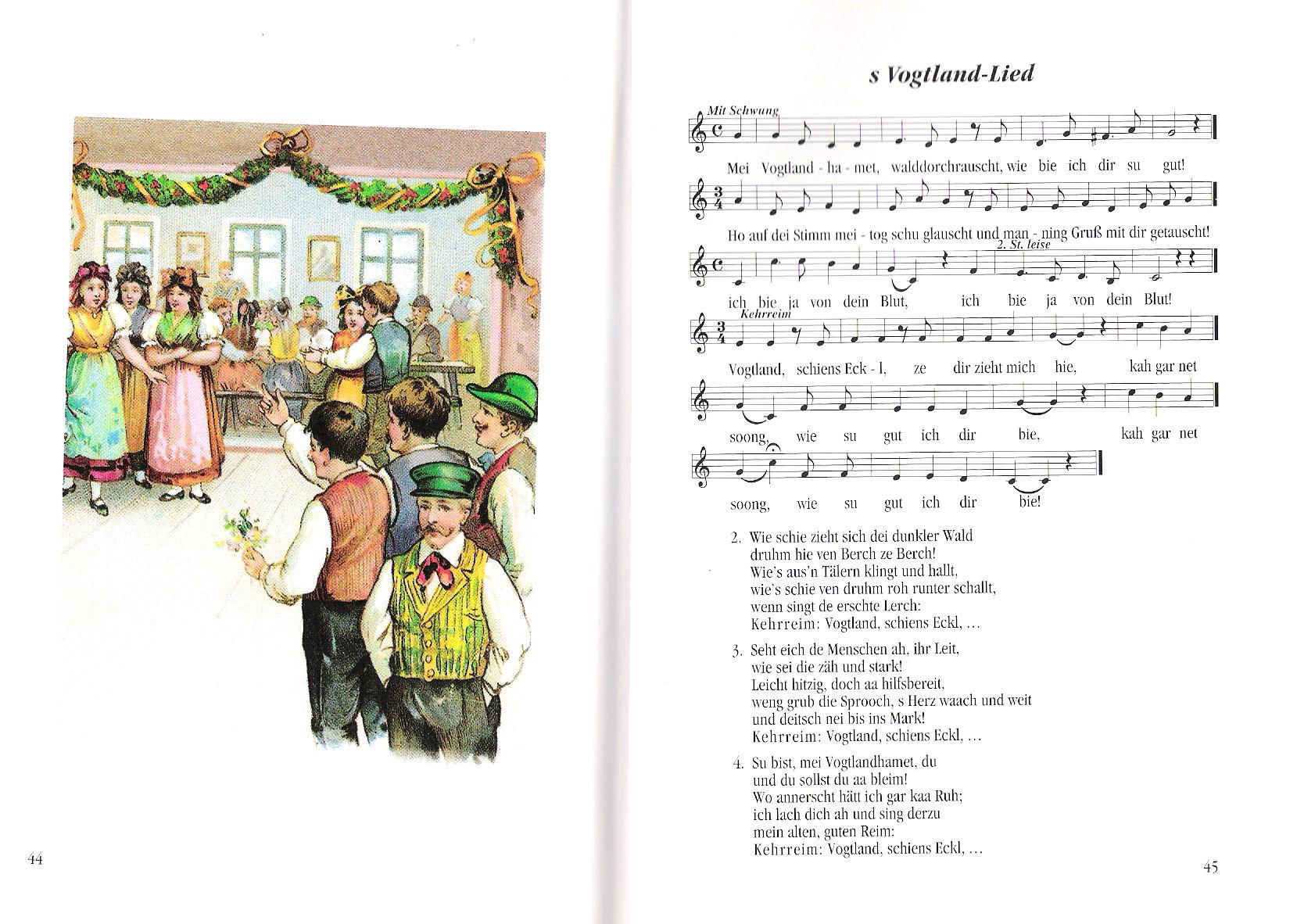 s Vogtland-Lied